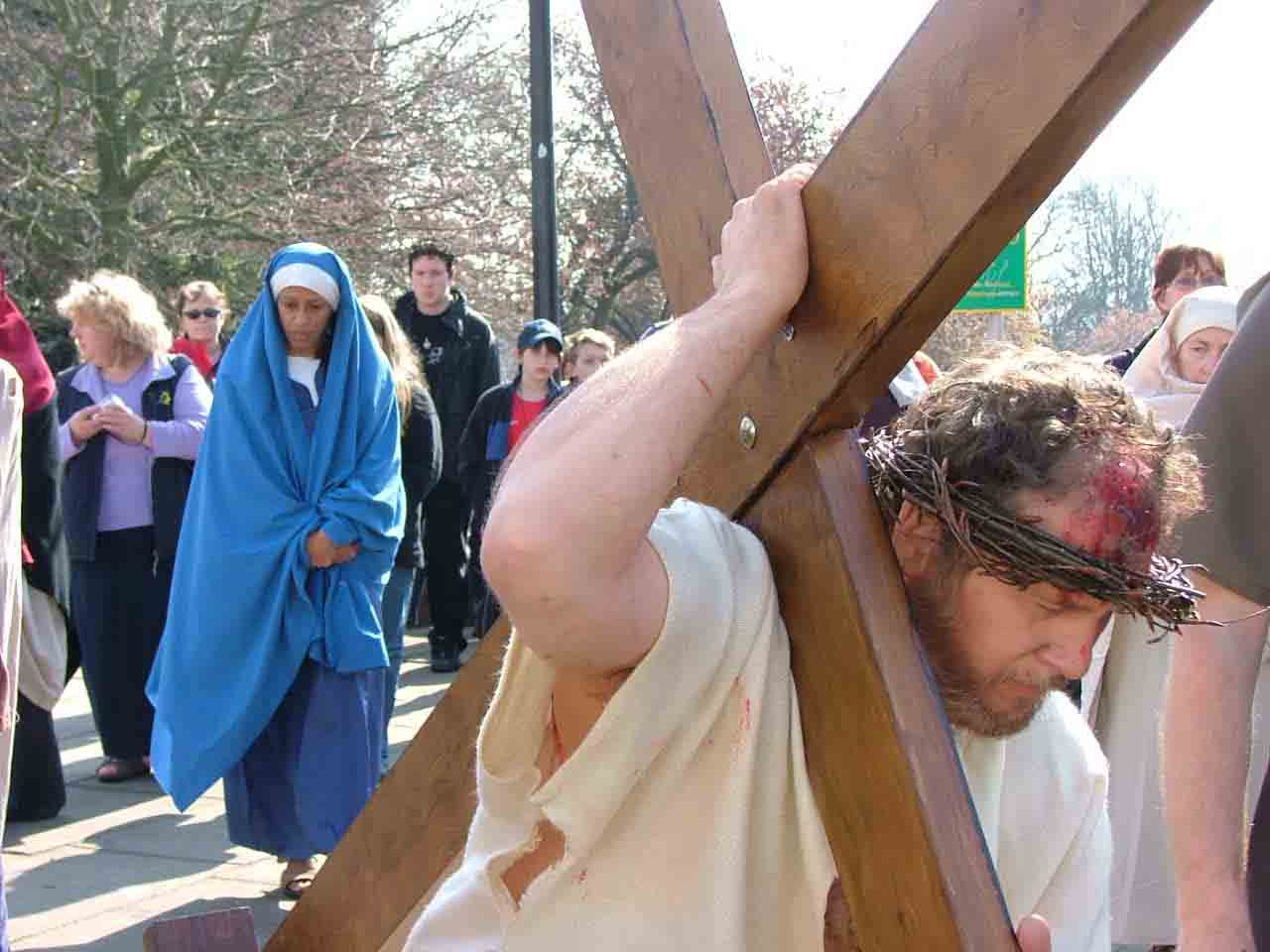 Good Friday Walk of Witness 2004